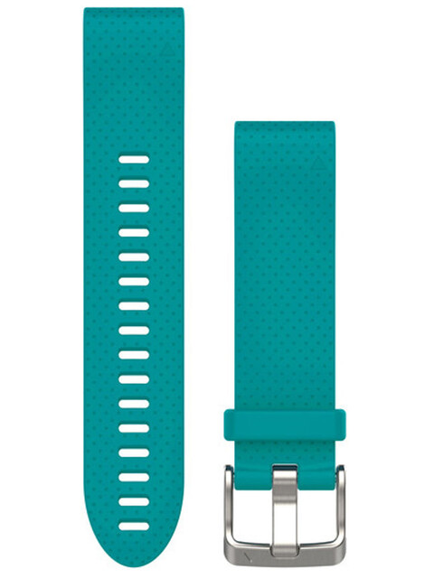 Garmin fenix 5S QuickFit 20mm turquoise